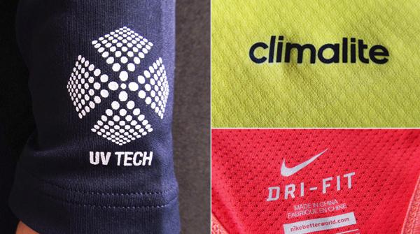 Dryfit Climalite UV