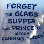 Correndo como uma princesa (ou quase!)