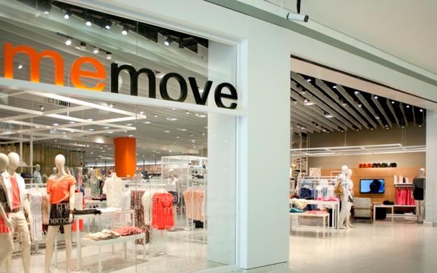 Frente loja Me Move