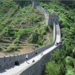 Maratonas pelo mundo: Muralha da China