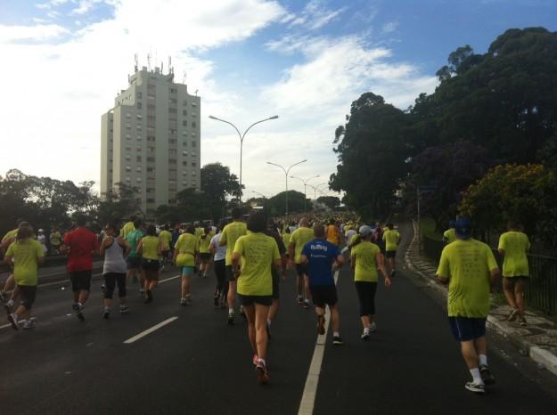 Primeira corrida de 2013