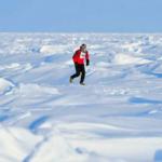 Maratonas pelo mundo: Polo Norte