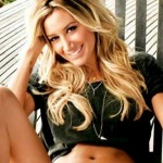 Looks para treinar: Ashley Tisdale