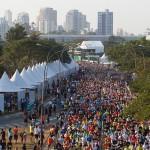 Última corrida: 21ª Maratona Pão de Açúcar de Revezamento de São Paulo