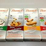 Testando produtos lights: Doces Zero Flormel