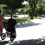 Correndo no pós-parto