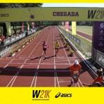 Última corrida: W21K