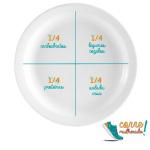 Reeducação alimentar: como montar seu prato para emagrecer?