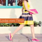 Dicona: Tênis com Roupas Casuais
