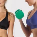 Testamos: Tops para quem tem peito: Lupo Sport Up Control e Nike Pro Rival Bra