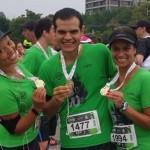 Gisele Correa: Superando o câncer com a corrida