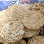 Testamos: Mini Biscoitos de Arroz Integral Camil