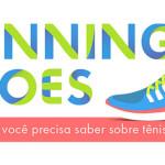 Dicona: Infográfico sobre Tênis de Corrida
