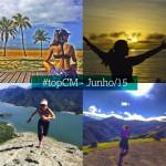 #corremulherada no Instagram: topCM – Junho/15