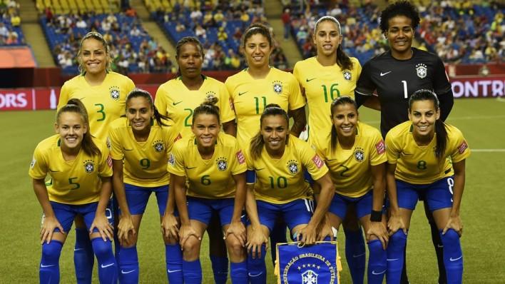 Seleção brasileira na Copa do Mundo Feminina da Fifa (Fifa.com)