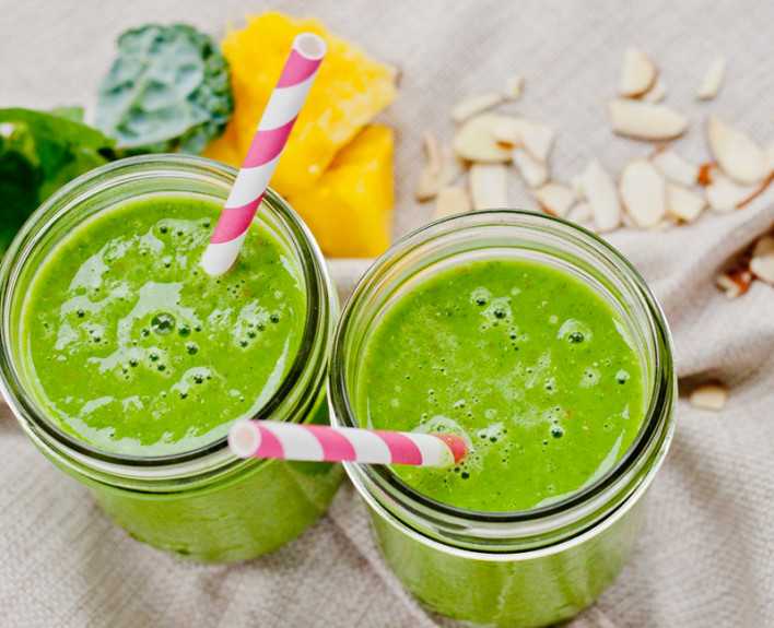 Smoothie Verde / Green Smoothie