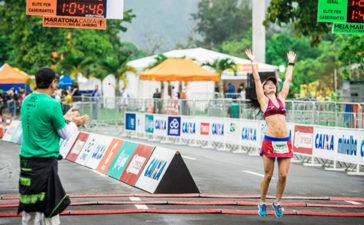 Mulheres na Maratona do Rio