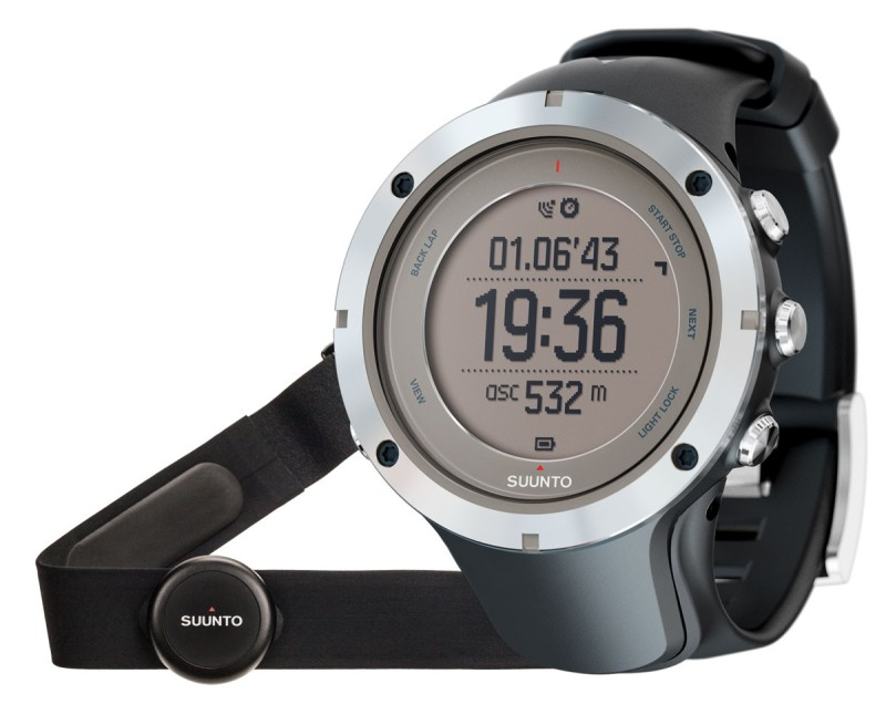 Relógio GPS para corrida Suunto Ambit3 Peak