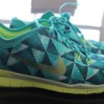 Testamos: Nike Free 5.0 TR Fit Print