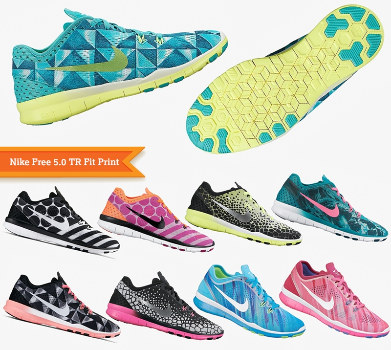 Nike Free Tr Sadapter 5 5,0 Flyknit Femme