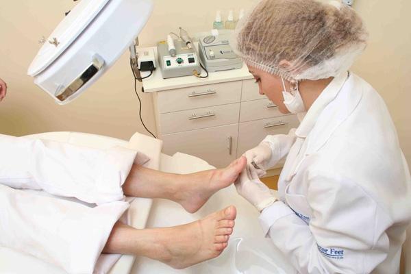 Podologia na Doctor Feet