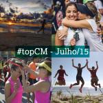 #corremulherada no Instagram: topCM – Julho/15