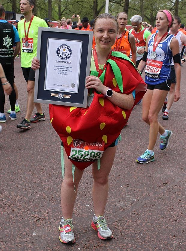 Elizabeth-King---Fastest-Marathon-Dressed-As-A-Strawberry-3_tcm25-377643