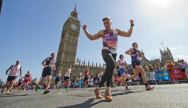 Maratona de Londres (foto: site oficial)