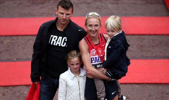 paula-radcliffe-familia