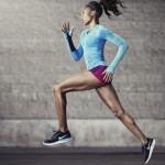 Como anda a sua postura na corrida?