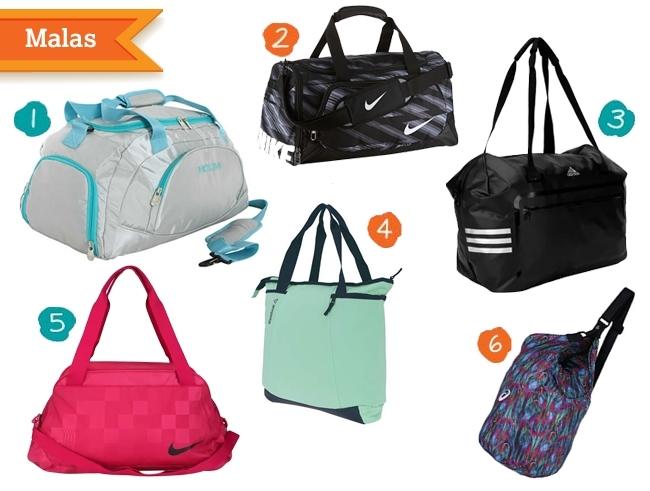 6bc43df72c796 ... malas/bolsas de academia. E contamos como é importante saber escolher a  mala ideal e o que carregar nela. E hoje selecionamos alguns produtos que  ...