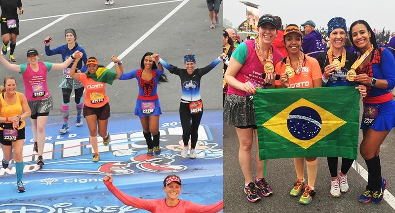 linha-de-chegada-amigas-comemoracao-brasil-desafio-do-dunga-disney-corrida
