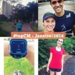 #corremulherada no Instagram: #topCM – Janeiro/2016
