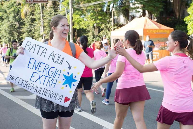 Melhor energia do mundo! (Foto: Atila Vilanova / Divulgação)