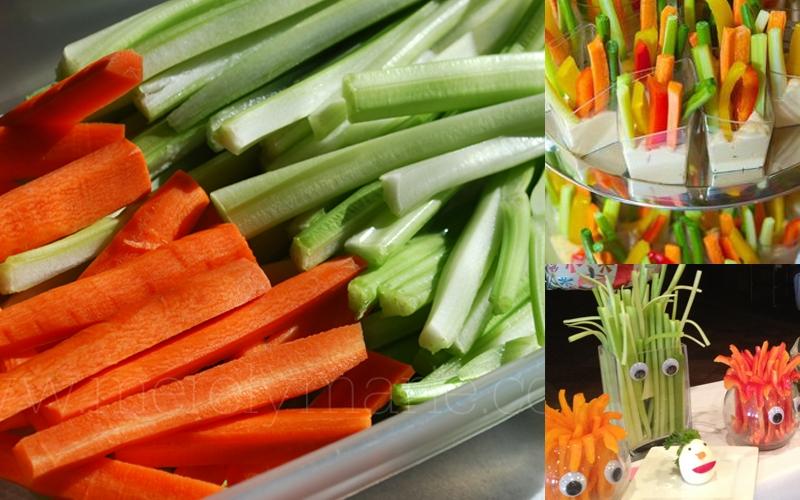 lanche-saudavel-legumes-fatiados
