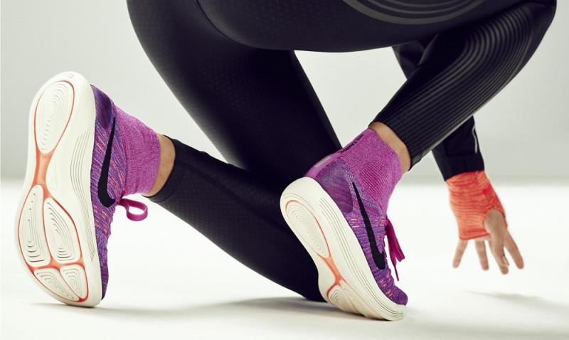 """Para a Nike, o LunarEpic é """"o futuro da corrida"""" (Divulgação)"""