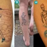 Tatuagens de Corrida (Parte II)