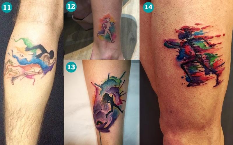 tatuagens-corrida-corredor-desenho-colorido