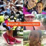 #corremulherada no Instagram: #topCM – Fevereiro/2016