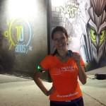 Última corrida: Night Run 2016 – Etapa 1 – São Paulo