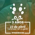 #TreinoCM #3AnosCM!