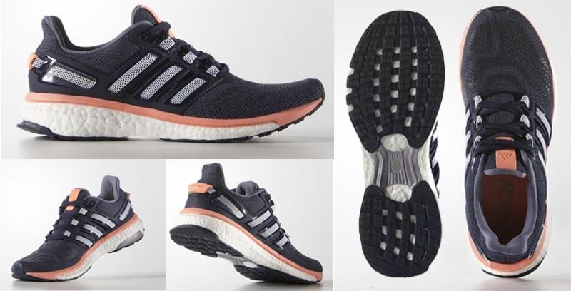 1067de44cc Testamos  Tênis Adidas Energy Boost 3 - Corre Mulherada