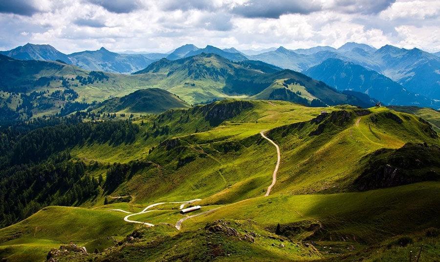 montanha-paisagem