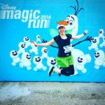 Últimas corridas: Disney Magic Run, Ferinha's Kids Run e Circuito Lótus