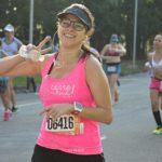 Minha corrida: Ju Vargas – Meus primeiros 21k, a prova