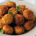 Receitas sem glúten com farinha de grão de bico: Falafel e Socca