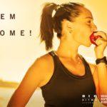 Fora das pistas: 5 dicas de alimentação para melhorar seu treino na academia