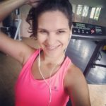 Minha corrida: Ju Vargas – Treinar, Trabalhar, Estudar