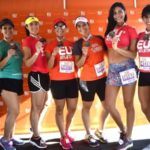 Última corrida: Meia Maratona Internacional de São Paulo 2017