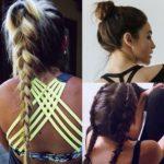 3 penteados fáceis e práticos para o treino e as provas de corrida